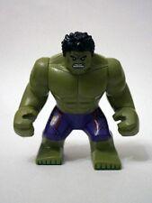 LEGO 76031 - Super Heroes: The Avengers - HULK - Mini Figure / Mini Fig