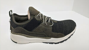 Skechers Delson Camben Sneakers, Olive, Mens 10.5 M