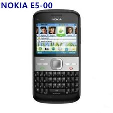 Nokia E Series E5-00 - Carbon Black (Unlocked) Smartphone