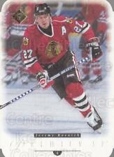 1994-95 SP Premier Die-Cuts #18 Jeremy Roenick