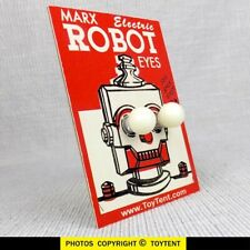 EYES for Marx Electric Robot set of 2 replacement bulbs