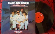 "MIAMI SOUND MACHINE ""Hot Summer Nights"" 1986 12"" Single HOLLAND Gloria Estefan"