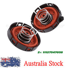 2x PCV Crankcase Vent Valve 11127547058 Fit for BMW E53 E60 E61 E63 E64 E65 E70