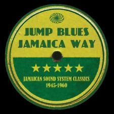 ** VAR ART  JUMP BLUES JAMAICA WAY  3CD  JA SOUND SYSTEM CLASSICS 1945 TO 1960!!