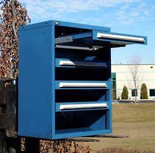 "Stanley Vidmar 4 Drawers CNC Tool Storage Cabinet 42"" x 30"" x 22"" 200+ Lb/Drawer"