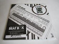 "Beat Box A Drum Machine Obsession Joe Mansfield TR-909 Booklet+7"" Flexi-Disc NEW"