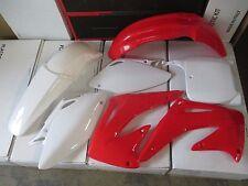 POLISPORT  Plastic kit  Honda CRF450 CRF450R 2002 2003  fenders shrouds plates