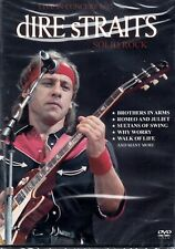 NEW DVD  - dIRE sTRAITS - SOLID ROCK LIVE IN 1992 - MARK KNOPFLER