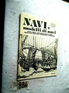 NAVI E MODELLI DI NAVI ANNO IV Nà 1 GENNAIO 1980      (8B4)