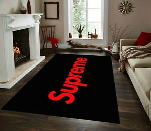 Supreme 4 Rug, Fan Carpet, NonSlip Floor Carpet,Teen's Rug,Area Rug,
