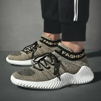 Men's Casual Shoes Running Sneakers Sports Fashion Breathable Jogging Walking