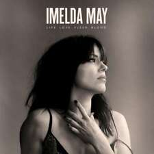 Imelda May - Life Love Flesh Blood NEW CD