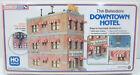 Life Like 1339 HO Belvedere Downtown Hotel Kit