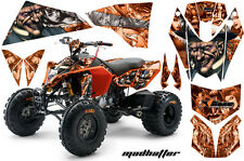 AMR Racing KTM 450/525 XC ATV Graphics Decal Kit Quad Stickers 08-13 MAD HTTR SO