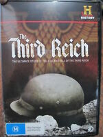 Third Reich Nazi - Ultimate Story of Rise & Fall WW2 Germany  DVD History Chanel