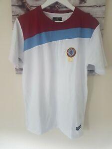 Aston Villa 82 Cotton T-shirt medium