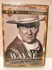 John Wayne: The Ultimate Collection: 25 Movie Classics (Legends Series) DVD