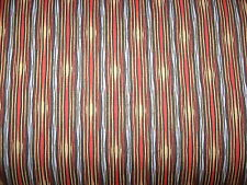Multi Color Stripe Fabric100% cotton