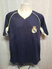 Real Madrid Football Adult Medium Blue Jersey