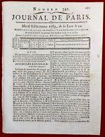 Angoulême en 1789 Aix Constitution Saint Simon Révolution Française Menard