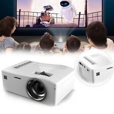 Full HD 1080p LED LCD Mini casa proyector teatro cine Airplay HDMI VGA USB