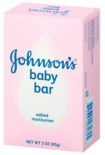Johnson'S Baby Bar 3 oz (Pack of 8)