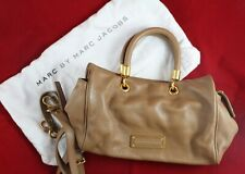 Marc By Marc Jacobs / Too Hot To Handle / Satchel  / Cuir  Taupe + Dust Bag