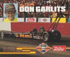 1995 Don Garlits Super Shops Top Fuel NHRA postcard