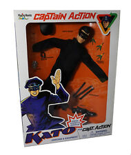 Green Hornet Sidekick KATO Uniform & Equipment Set for Captain Action Figure