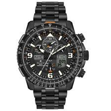 Citizen Men's JY8075-51E Black Skyhawk A-T Eco-Drive Watch