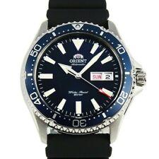 Orient Kamasu Automatic 200M Sapphire Crystal Brand New watch (blue)