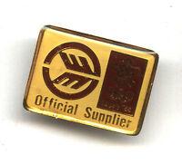 sponsor pin Winter Olympic Games Calgary 1988
