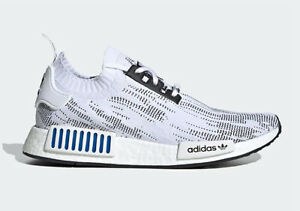 Adidas NMD R1 Star Wars Storm Trooper Stormtrooper White/Black/Blue  FY2457