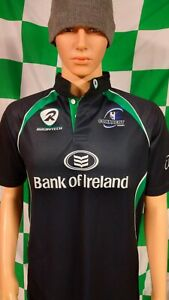 Connacht Rugby Official RugbyTech Rugby Union Jersey Shirt (Adult Large)