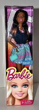 Barbie Fab Doll Wal-Mart Exclusive Nikki Play Line 3+ 2014  AA NEW NRFB