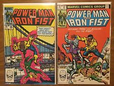 Power Man Iron Fist Heroes For Hire 91-109 Complete Set Lot Run John Byrne