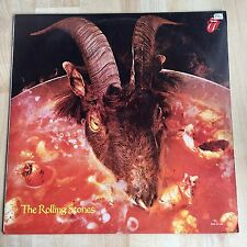 """The Rolling Stones Goats Head Soup Unique Singapore Malaysia Release Only LP 12"""""""