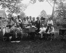 Henry Ford Thomas Edison Warren Harding Harvey Firestone 1921 New 8x10 Photo