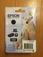 Epson 26XL Black Inkjet Cartridge / C13T26214012