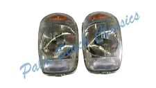 New Original OEM Mercedes Benz European Headlight Set W113 230SL 250SL 280SL