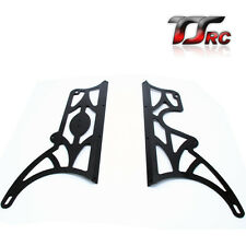 Alloy Side Guards Black for FG Big Monster Truck Buggy and Beetle
