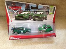 DISNEY PIXAR CARS MOVIE MOMENTS NIGEL GEARSLEY + AUSTIN LITTLETON 2-Pack