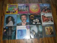 70's 80's Soul Funk Jazz Funk Near Mint job lot Vinyl Collection x12 SET D1