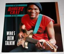 The Robert CRAY Band Who's Been Talkin' 33 LP tours EX BLUES