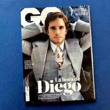 GQ Magazine MEXICO  May 2018 Diego Boneta NEW