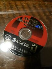 Super Smash Bros Melee Disc Only Tested