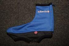 Santini 365 Windstopper Shoe Covers Blue
