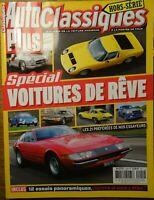 Auto Plus Classiques Hors- Série 22 | Mars 2020 | Voitues de rêve *Mag.Neuf