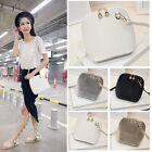 New Women PU Leather Handbag Shoulder Bag Tote Purse Messenger Hobo Satchel Bag