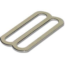 """Shoulder Pad Hardware - 1-1/2"""" Metal Slide (Pack of 50)"""